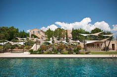 Hôtel en Provence : La Coquillade***** à Gargas © Booking
