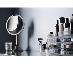 Simplehuman - Lustro sensorowe bezprzewodowe makeup