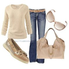 LOLO Moda: Fashionable women outfits cute sweater top can't wait for the fall/winter weather. Maybe with some skinny jeans