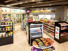 Popstars has designed & supplied product category Header Panels throughout stores.