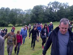 Walking in Arthur Machen's Footsteps | The Library of Wales