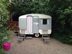 Vintage 1960's Bailey Caravan