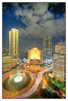 Hotel Indonesia Circle - Jakarta - Indonesia