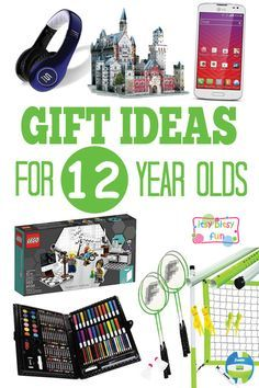gifts for 12 year olds christmas and birthday ideas
