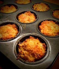 Recept: dietní květákové placky s mozzarellou
