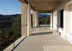 Solo Houses Casa Pezo by Pezo From Ellrichshausen Architects