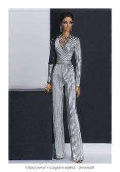 AG Higher in Antonio Realli couture