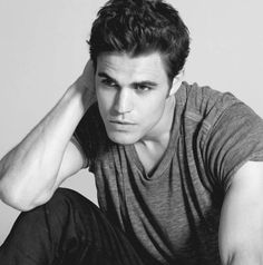 Paul Wesley... Stefan Salvatore...my future husband. All the same to me..<3