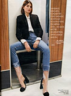 Welcome to the REIKO official estore. Discover our collections and our denim closet. Free delivery and return in France. Celine, Chanel, Boyfriend, France, Skinny, Clothes For Women, Denim, Chic, Jeans
