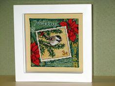 Linda Walsh Originals Dolls and Crafts Blog: More Christmas Gifts - Wish Ornament Cross-Stitch Kit From Mill Hill