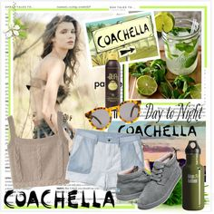 Day to Night with Coachella, created by fashiontake-out on Polyvore