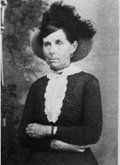 Belle Starr (1848-1889) Outlaw..... (born Myra Maybelle Shirley) associated with the James Gang & Quantrill's Raiders