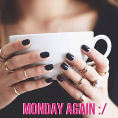 #mondayagain #mondaymotivation #coffee #nails #beauty #salon #essex #braintree