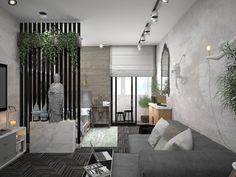 Маленький Будда - SMART&MINI. Квартира до 30 кв. метров | PINWIN - конкурсы…