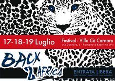 Locandina ufficiale #Back2Africa10