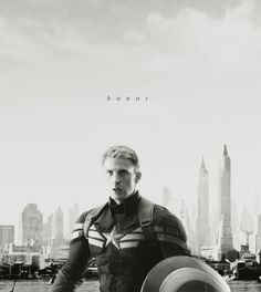 """buckiys: """" The story of Captain America is one of honor, bravery, and sacrifice. """""""
