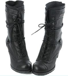 boots- really cute height