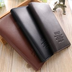 76cd952a4e Men Wallets 2016 New Design Purse Casual Wallet Clutch Bag Fashion Business leather  man purse -- This is an AliExpress affiliate pin.