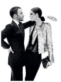 """""""Ford. Tom Ford."""""""