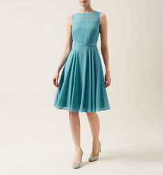 Buy Hobbs Abigale Dress, Kingfisher from our Women's Dresses Offers range at John Lewis & Partners. Hobbs Dresses, Day Dresses, Dresses Online, Dresses For Work, Occasion Wear, Occasion Dresses, Casual Formal Dresses, Bridesmaid Dresses, Bridesmaids