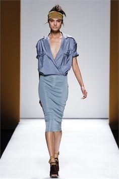 Max Mara S/S 2013, Milan Fashion Week