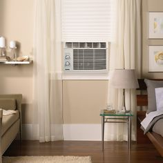 Save floor space with a Danby window air conditioner #mydanby #home…