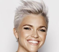 Short Hair Styles, Short Hairstyles 2017 Ladies: Best Short Hairstyles 2017