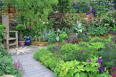 Gestaltungsideen für kleine Gärten