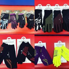 Its that time to bring out the gloves on your runs Ronhill and Nike have you covered #winteriscoming #ukrunchat