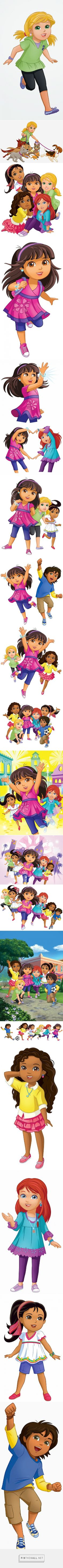 nickalive nick jr asia to premiere dora and friends into the