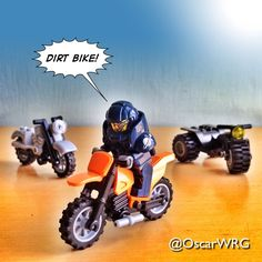 #LEGO_Galaxy_Patrol and #DirtBike #motorcycle #motorbike #LEGO