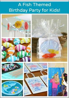 Fishing Party Ideas & Inspirations