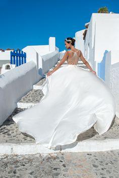 Vestido Solaine Piccoli  Coleção Musas 2016 Noivas do Brasil