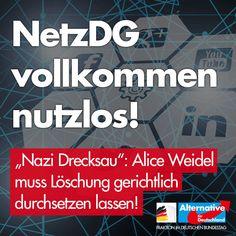 Foto by Screenshot: Facebook - AfD-Fraktion im Deutschen Bundestag Justiz, Facebook, Newspaper Headlines