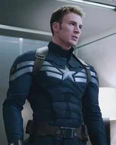 Chris Evans Steve Rogers Suck Captain America The Winter Soldier