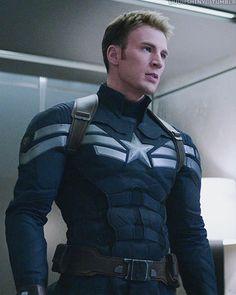 Chris Evans Steve Rogers Suck Captain America The Winter Soldier