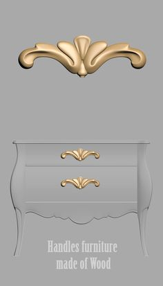 Glass Furniture, Furniture Making, Furniture Design, Home Confort, Cnc, Wood Cornice, Carving Designs, Ornaments Design, Wooden Handles