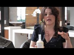 Celebrity colorist Tracey Cunningham gives a tutorial on how to use Olaplex.