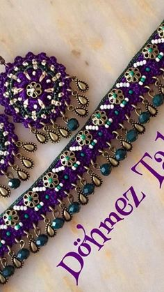 Diy And Crafts, Beading, Diamond, Jewelry, Bangles, Bangle Bracelets, Deserts, Crocheting, Beads