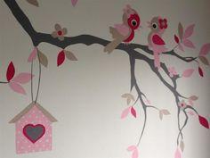 , muurschilderingen, muurschildering, muurschildering kinderkamer ...