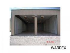 Man Cave, Toy Barn Or Personal Storage. With The Price Of Fuel, Why Tow?  Different Sizes Available. 33.6u0027 Wide, Double 14u0027X14u0027 Electric Garage Doors,  ...
