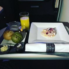 JL771(JAL771) C-class NRT -> SYD in 201612 #travel #flight #jal #japan #australia #inflightmeal