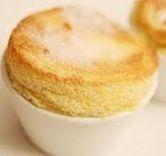 ⇒ Bimby, le nostre Ricette - Bimby, Soufflé alla Vaniglia