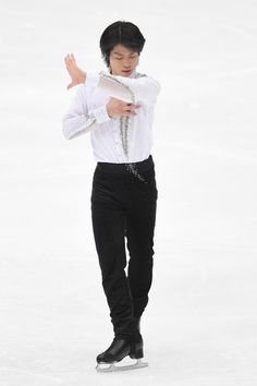 Tatsuki Machida Photos - 83rd All Japan Figure Skating Championships - Day 1 - Zimbio