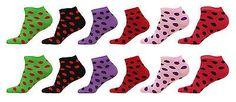 Cotton Crew Socks Women