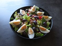 Nizza-Salat – howegethealthy