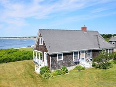 20 7th St, Biddeford Pool, ME 04006 | MLS #1494222 | Zillow Cape Cod Cottage, Shingle Siding, Types Of Architecture, Keller Williams Realty, Detached Garage, Gas Fireplace, Acre, Street View, Real Estate