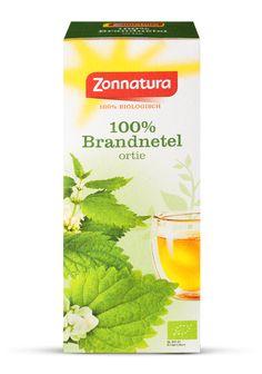 Zonnatura - BIO Brandnetel thee