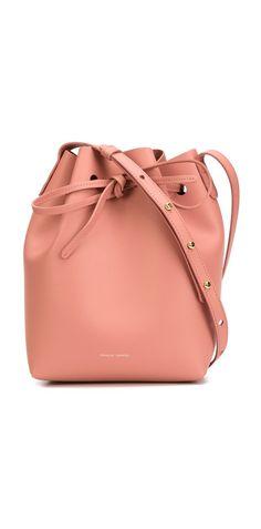 MANSUR GAVRIEL bucket bag, shop now at Farfetch.