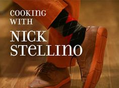 Cooking with Nick Stellino #KCTS9 #recipes